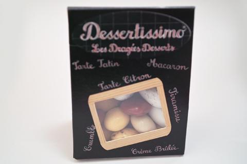 ドラジェ・アダムの(Dragees Adam Herrlisheim)のデザーティッシモ(Dessertissimo les dragées dessert dessertissimo avec Tiramisu)
