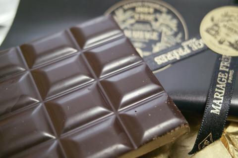マリアージュフレール;ビターチョコレート