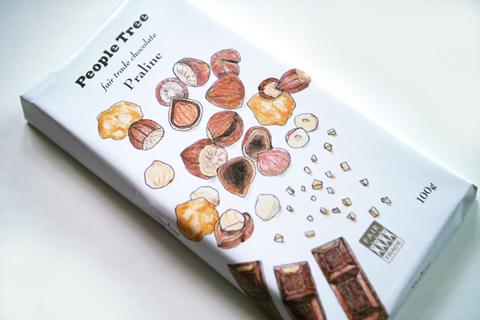 プラリネ・ミルクチョコレート ...