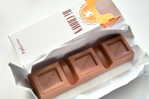 森永製菓;ハイクラウン3本セット クラシッククランチ