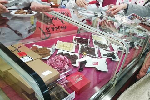 スウィーツコレクション2016 パッション・ショコラ