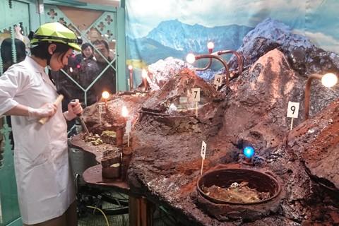 クローカ;鉱物ショコラ