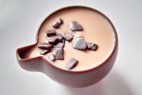 プラリベル;カフェショコラ 9個入 モカクリームとジャンドゥーヤ