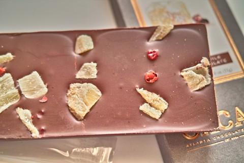 カカオアトランタ チョコレートカンパニー;ジンジャー&ピンクペッパーコーン
