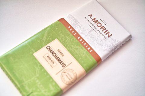 ショコラトリーモラン;ペルー チャンチャマイヨ 63%
