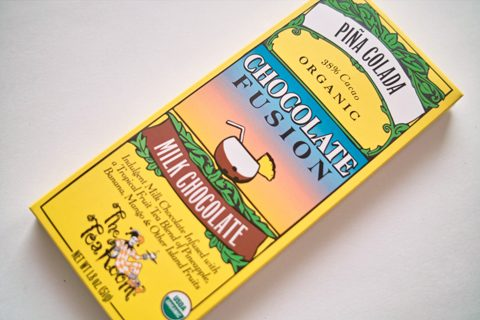 ザ・ティールーム;ピニャコラーダ ミルクチョコレート