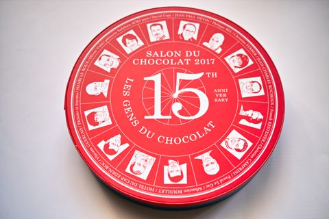 サロン・デュ・ショコラ;ショコラな人々(15個入り) その1