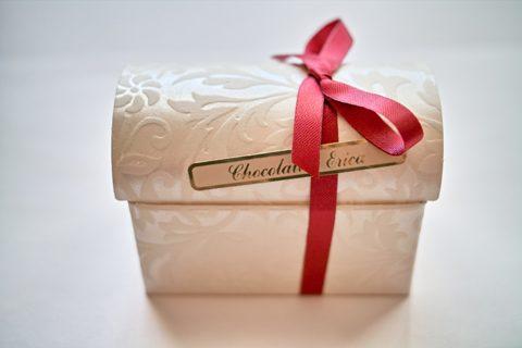 ショコラティエ・エリカ;ルネ・ラリック特製チョコレート