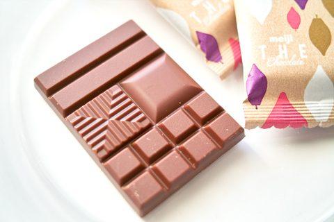 明治ザ・チョコレート;メキシコホワイトカカオ ミルク(3枚入)