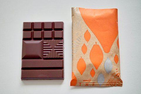 明治;明治 ザ・チョコレート エレガントビター