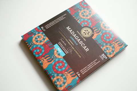 チョコレートツリー;マダガスカル50%