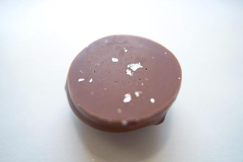 ベルナシオン;ショコラアソート ボワット キャレ(4個入)
