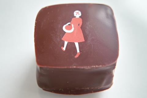 オードリー;オードリーショコラ(5個入)紅ほっぺ