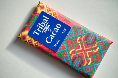 トライバルカカオ;ハイチ (カカオ72%)
