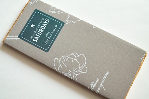 サタデイズチョコレート;トリニダード トバゴ 70