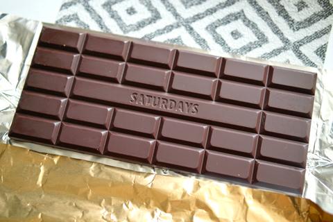 サタデイズチョコレート;トーゴ 72