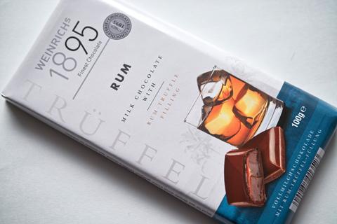 ワインリッヒ;ラムチョコレート