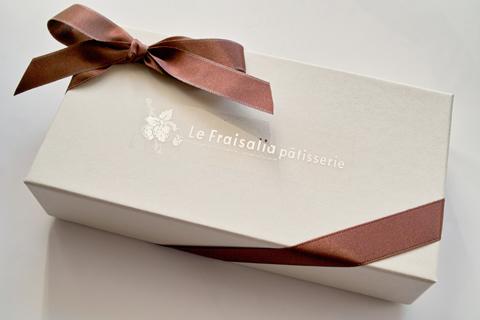 ル・フレザリア・パティスリー;ボンボンショコラ
