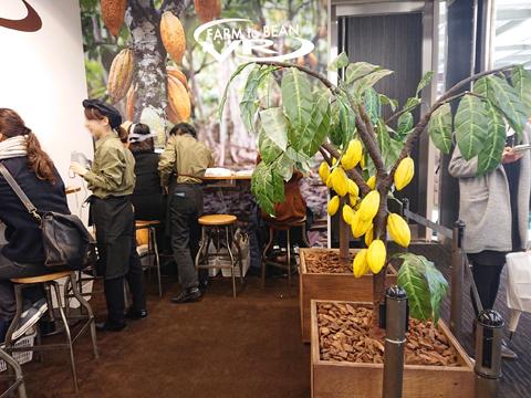 サロン・デュ・ショコラ東京2020 明治 THE Chocolate