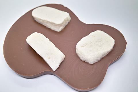 チョコレート ナイーブ;カカオパルプ クランチ