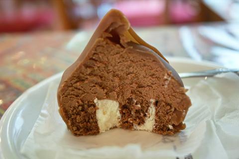ドルチア;チョコレートモンブラン