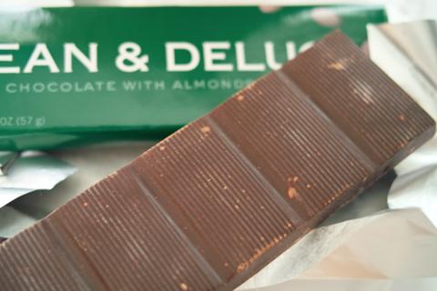 ディーンアンドデルーカ(DEAN & DELUCA)のダークスィートチョコレート with アーモンド(Dark Sweet Chocolate with Almond)