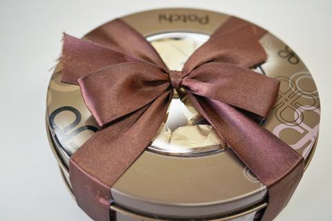 パッチ;チョコレートボックス