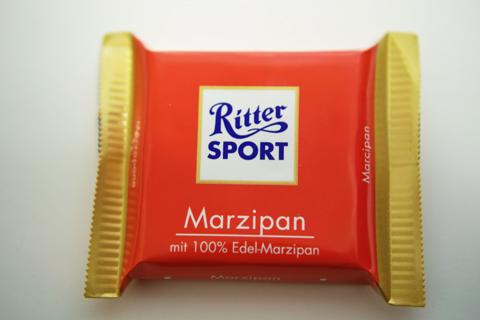 リッタースポーツ;ミニリッターアソート マジパン