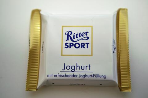 リッタースポーツ;ミニリッターアソート ヨーグルト