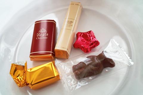 アクタガワチョコレートミックス