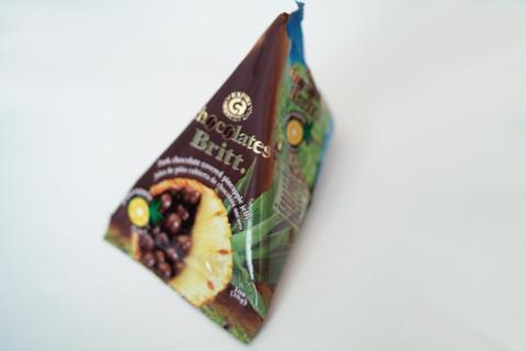 カフェ・ブリット(Café Britt)のパイナップル(Dark Chocolate Covered pineapple Jelly)