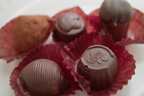 ショコラ・デュ・ノール;ボンボンショコラ5種