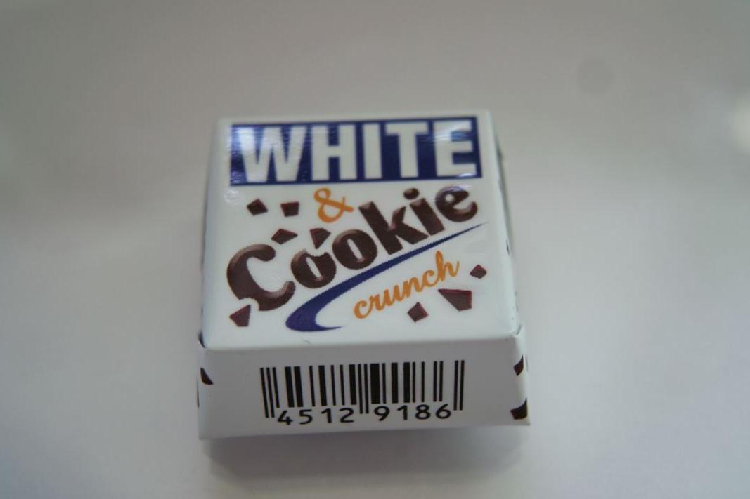 ホワイト&クッキー外装