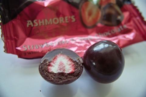 アシュモアーズ ストロベリー&ダークチョコレート