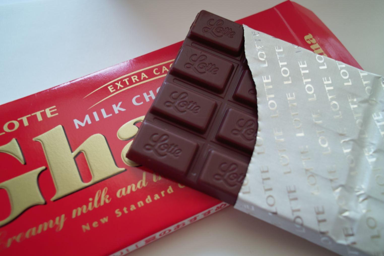 ガーナ ミルクチョコレート