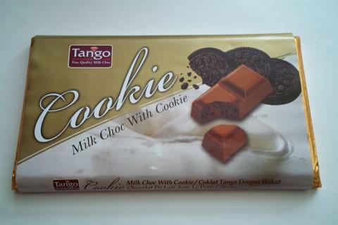 タンゴ クッキーチョコ外装