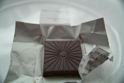 ディーンアンドデルーカ ダークチョコレート