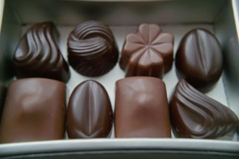 トシ・ヨロイズカのチョコレート