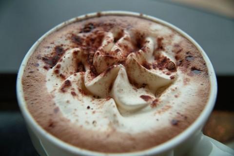 エスプレッソ チョコレート トリュフ