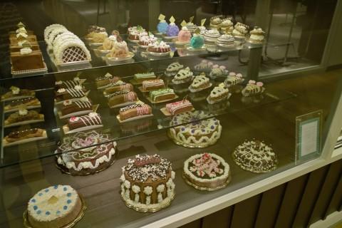 ル・ムラーン・ドゥ・ラギャレット フェルトのケーキ