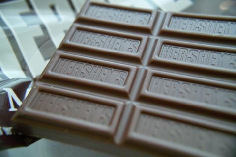 ハーシーズミルクチョコレート