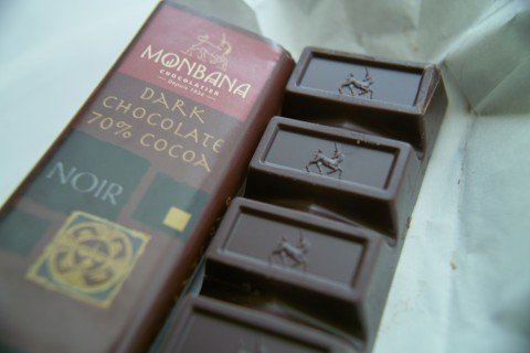 モンバナ ノワール ダークチョコレート カカオ70%