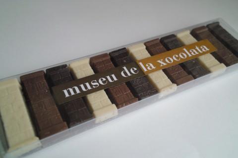 ムセウ・デ・ラ・ショコラタ(Museu de la Xocolata)外箱