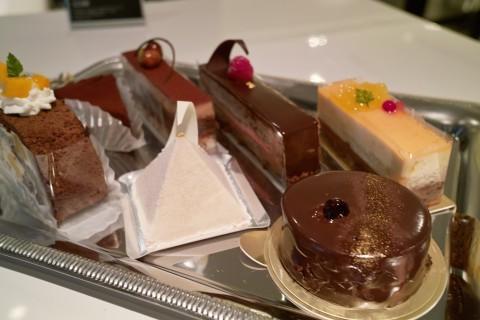 SHIROKANETEI ケーキ見本