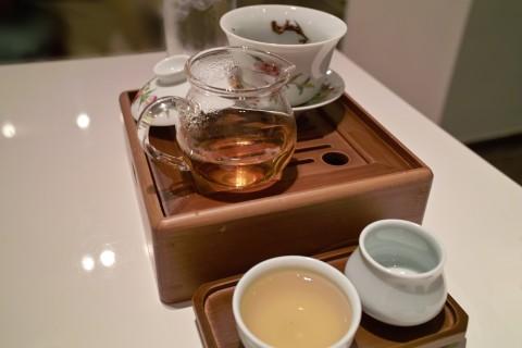 中国茶 東方美人