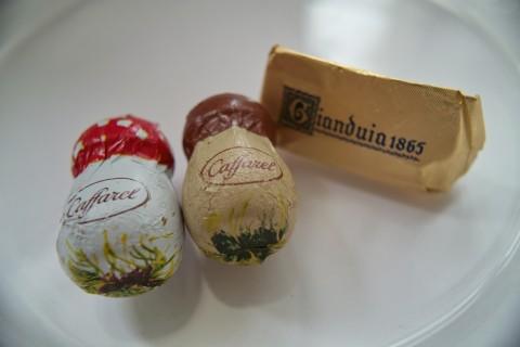 カファレルチョコレート きのこセット