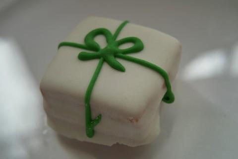 プレゼントクッキー ホワイト