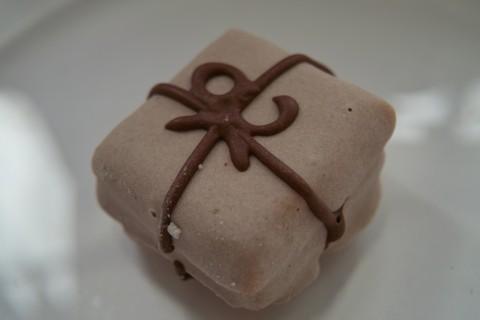 プレゼントクッキー ベージュ