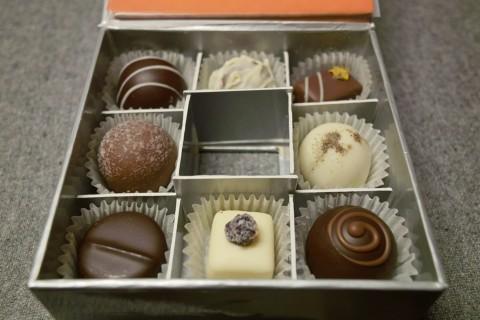 Larisのチョコレート8種