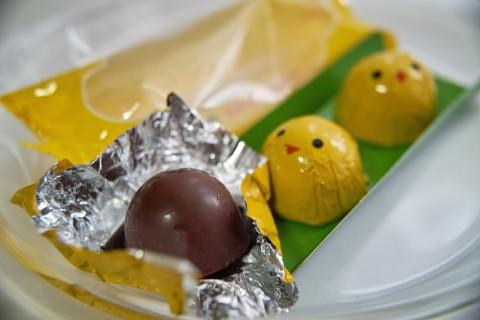 銘菓ひよ子マカダミアチョコレート